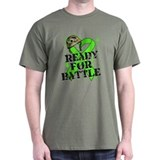 Battle Non-Hodgkins Lymphoma T-Shirt