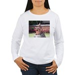 Ryukyu Shisa Women's Long Sleeve T-Shirt