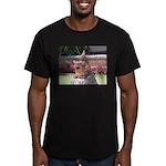 Ryukyu Shisa Men's Fitted T-Shirt (dark)