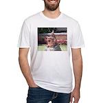 Ryukyu Shisa Fitted T-Shirt