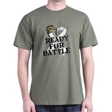 Battle Lung Cancer T-Shirt