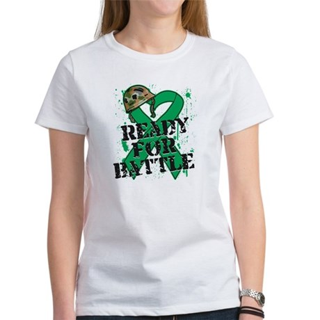 Battle Liver Cancer Women's T-Shirt