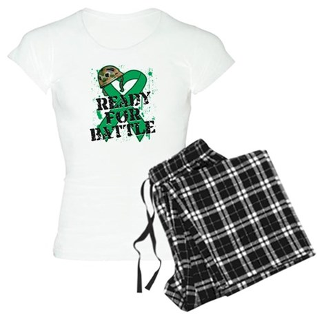 Battle Liver Cancer Women's Light Pajamas