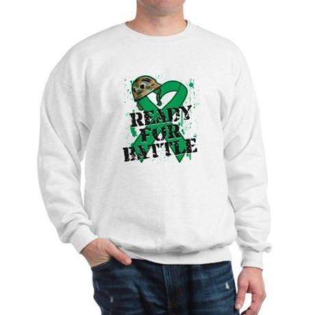 Battle Liver Cancer Sweatshirt