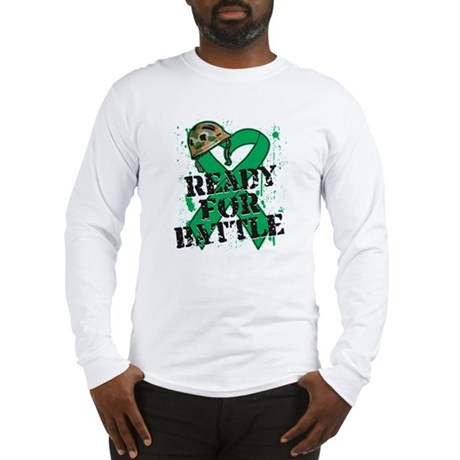 Battle Liver Cancer Long Sleeve T-Shirt