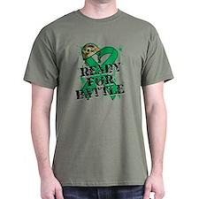 Battle Liver Cancer T-Shirt