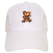 Battle Leukemia Baseball Cap