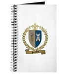 POTHIERS Family Crest Journal