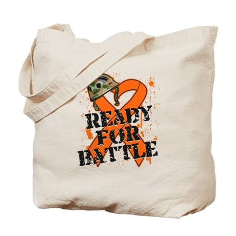 Battle Kidney Cancer Tote Bag