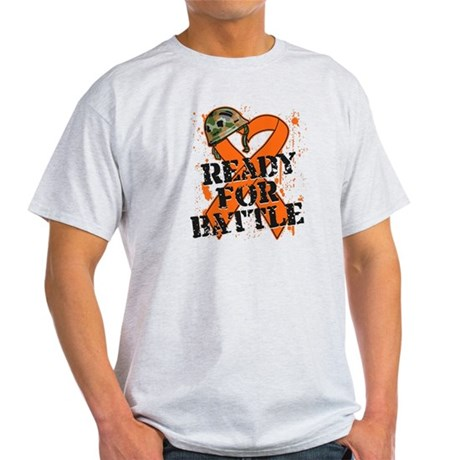 Battle Kidney Cancer Light T-Shirt