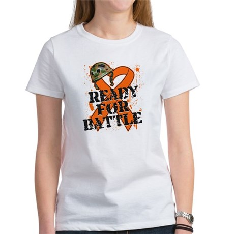 Battle Kidney Cancer Women's T-Shirt
