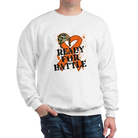 Battle Kidney Cancer Sweatshirt
