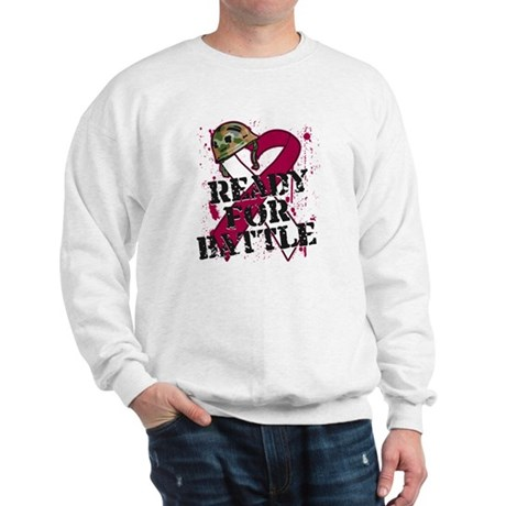 Battle Head and Neck Cancer Sweatshirt