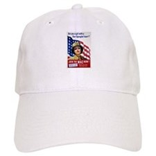 WAC Star-Spangled Heart Baseball Cap