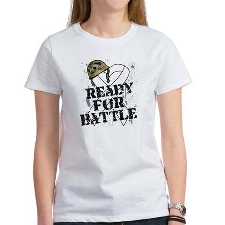 Battle Bone Cancer Women's T-Shirt