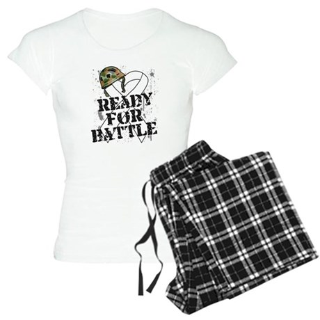 Battle Bone Cancer Women's Light Pajamas