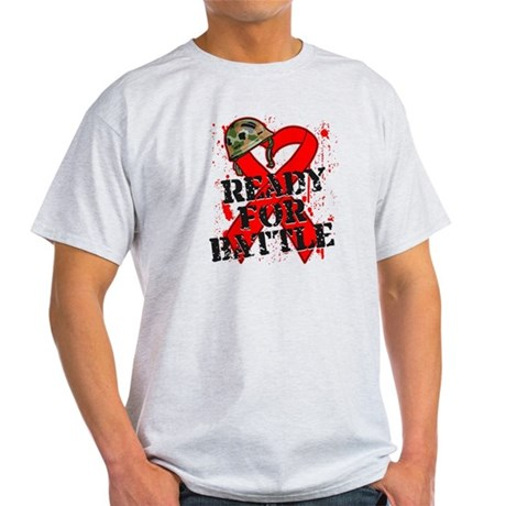 Battle Blood Cancer Light T-Shirt
