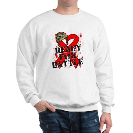 Battle Blood Cancer Sweatshirt