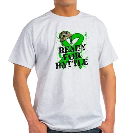 Battle Bile Duct Cancer Light T-Shirt