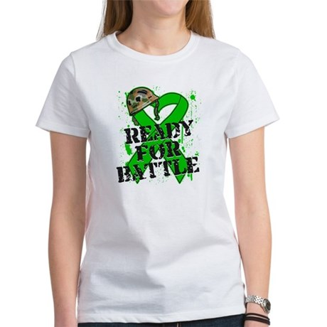 Battle Bile Duct Cancer Women's T-Shirt
