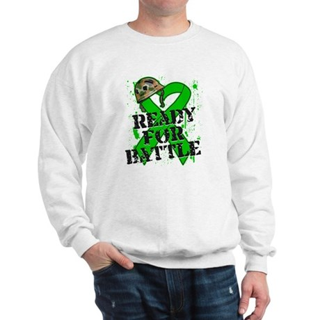 Battle Bile Duct Cancer Sweatshirt