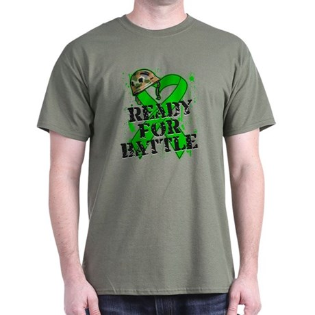 Battle Bile Duct Cancer Dark T-Shirt