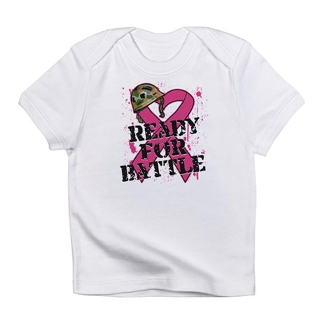 Battle Breast Cancer Infant T-Shirt