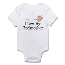 I Love My Godmother Infant Bodysuit