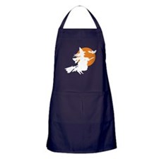 Wicked Witch Apron (dark)