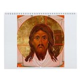 Unique Eastern orthodox Wall Calendar