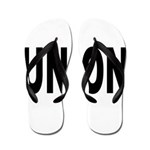 Union Flip Flops