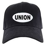 Union Black Cap