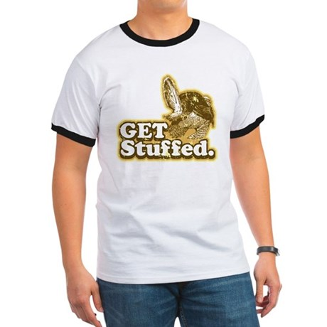 Get Stuffed Turkey Ringer T
