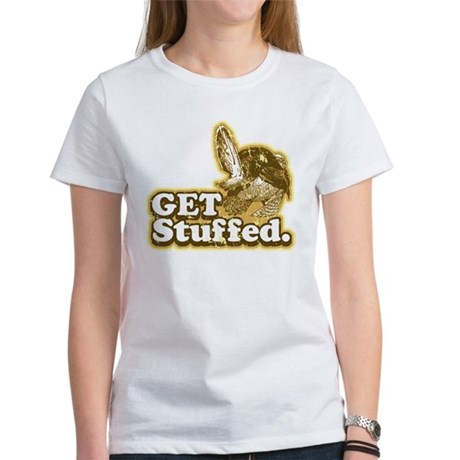 Get Stuffed Turkey Women's T-Shirt