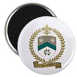 SANFACON Family Crest Magnet