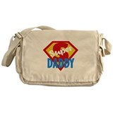 Dad Daddy Fathers Day Messenger Bag
