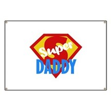 Dad Daddy Fathers Day Banner
