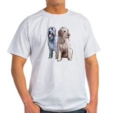 two Irish wolhounds T-Shirt