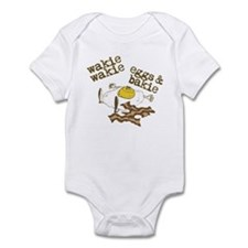 Rise and Shine Breakfast Onesie