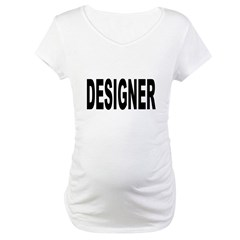 Designer Maternity T-Shirt