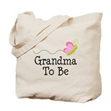 Grandma To Be Tote Bag