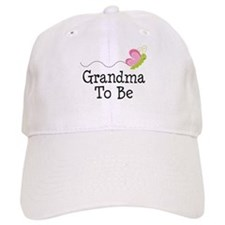Grandma To Be Baseball Cap