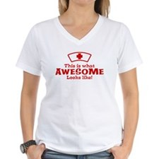 Awesome Nurse Shirt
