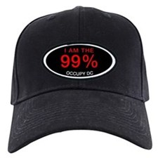 I am the 99% | Occupy DC Baseball Hat