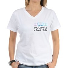 Get Thee To A Book Club Shirt