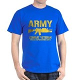 ARMY Veteran Iraq & Afghanistan T-Shirt