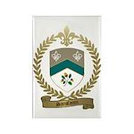 SANSFACON Family Crest Rectangle Magnet (100 pack)