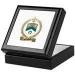 SANSFACON Family Crest Keepsake Box
