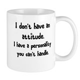 personality Small Mug