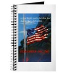 Proud American Flag Journal